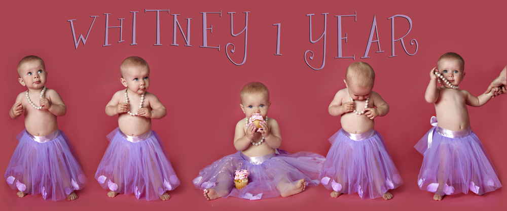 W baby photography